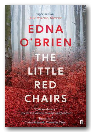 Edna O'Brien - The Little Red Chairs (2nd Hand Paperback) | Campsie Books