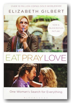 Elizabeth Gilbert - Eat Pray Love (2nd Hand Paperback) | Campsie Books