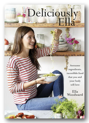 Ella Woodward - Deliciously Ella (2nd Hand Hardback) | Campsie Books