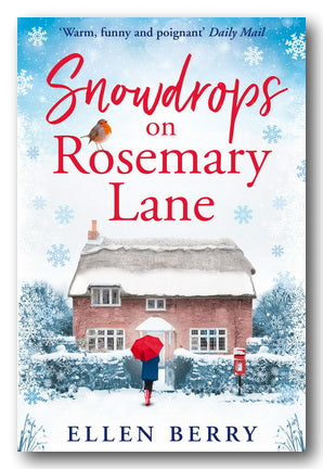Ellen Berry - Snowdrops on Rosemary Lane (2nd Hand Paperback) | Campsie Books