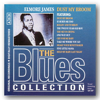 Elmore James - Dust My Broom (The Blues Collection) (2nd Hand CD)