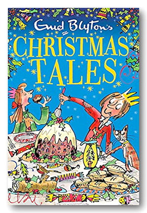 Enid Blyton's Christmas Tales (New Paperback)