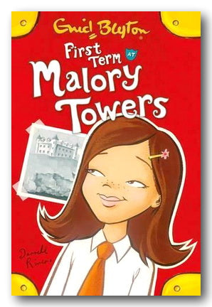 Enid Blyton - First Term at Malory Towers | Campsie Books