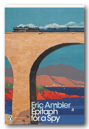 Eric Ambler - Epitaph for a Spy (2nd Hand Paperback) | Campsie Books