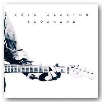 Eric Clapton - Slowhand (The Eric Clapton Remasters) (2nd Hand CD) | Campsie Books