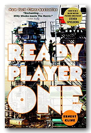 Ernest Cline - Ready Player One | Campsie Books