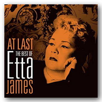 Etta James - At Last (The Best of) (2nd Hand CD) | Campsie Books