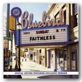 Faithless - Sunday 8pm (Special Edition with 2 Bonus Tracks) (2nd Hand CD) | Campsie Books