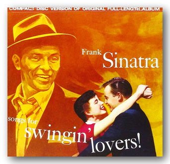 Frank Sinatra - Songs For Swingin' Lovers! (2nd Hand CD) | Campsie Books