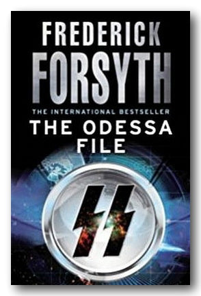 Frederick Forsyth - The Odessa File (2nd Hand Paperback) | Campsie Books