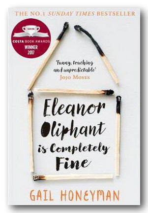 Gail Honeyman - Eleanor Oliphant is Completely Fine (Choice of 2 options)
