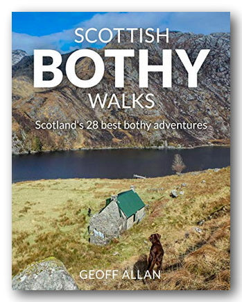 Geoff Allan - Scottish Bothy Walks (New Flexibound) | Campsie Books