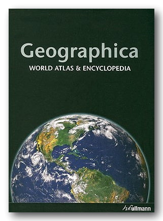 Geographica World Atlas & Encyclopedia (2nd Hand Flexibound) | Campsie Books