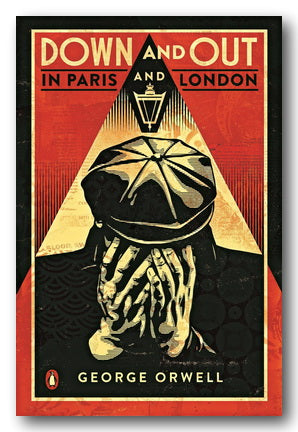 George Orwell - Down and Out in Paris and London (2nd Hand Paperback)