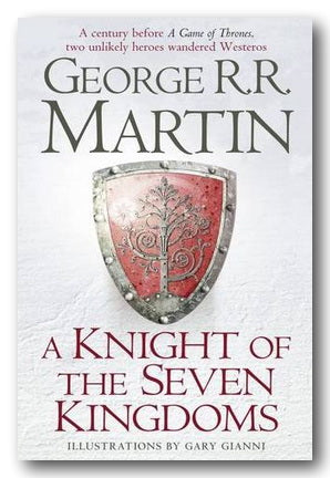 George R.R. Martin - A Knight of The Seven Kingdoms (2nd Hand Hardback) | Campsie Books