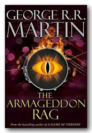 George R.R. Martin - The Armageddon Rag (2nd Hand Paperback) | Campsie Books