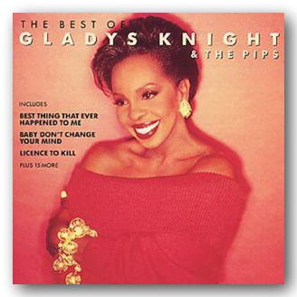 Gladys Knight & The Pips - The Best of (2nd Hand CD) | Campsie Books
