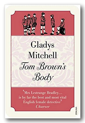 Gladys Mitchell - Tom Brown's Body (2nd Hand Paperback) | Campsie Books