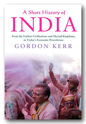 Gordon Kerr - A Short History of India (2nd Hand Paperback) | Campsie Books