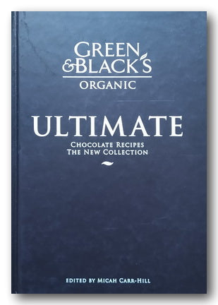 Green & Black's Ultimate Chocolate Recipes - The New Collection (2nd Hand Hardback)