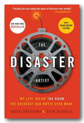 Greg Sestero & Tom Bissell - The Disaster Artist (2nd Hand Paperback) | Campsie Books