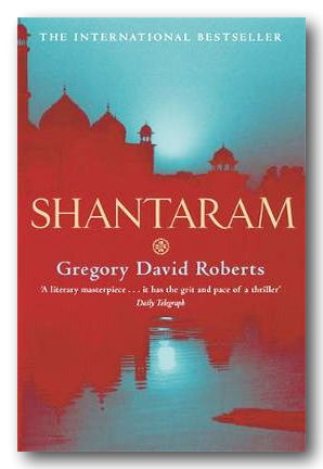 Gregory David Roberts - Shantaram (2nd Hand Paperback)