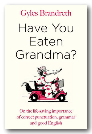 Gyles Brandreth - Have You Eaten Grandma? (2nd Hand Hardback) | Campsie Books