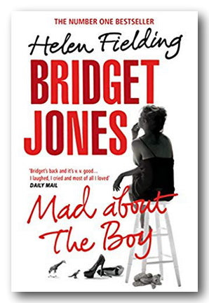 Helen Fielding - Bridget Jones - Mad About The Boy