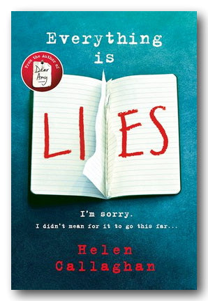 Helen Callaghan - Everything Is Lies (2nd Hand Paperback) | Campsie Books