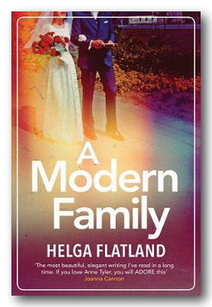 Helga Flatland - A Modern Family (2nd Hand Paperback) | Campsie Books
