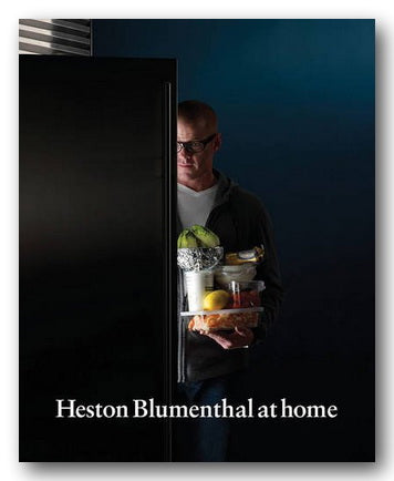 Heston Blumenthal at Home (2nd Hand Hardback) | Campsie Books