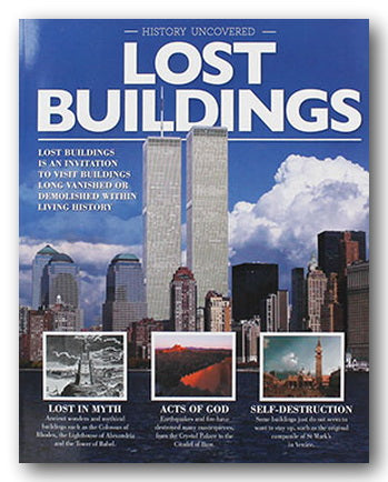 History Uncovered - Lost Buildings (2nd Hand Softback) | Campsie Books