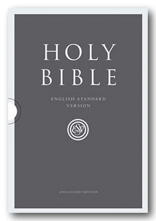 Holy Bible - English Standard Version (Anglicised Edition) | Campsie Books