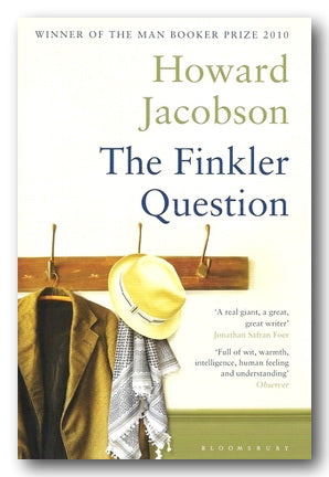 Howard Jacobson - The Finkler Question (2nd Hand Hardback) | Campsie Books