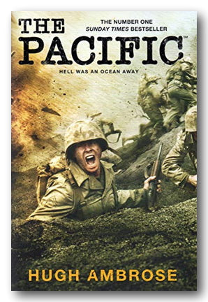 Hugh Ambrose - The Pacific (2nd Hand Hardback) | Campsie Books