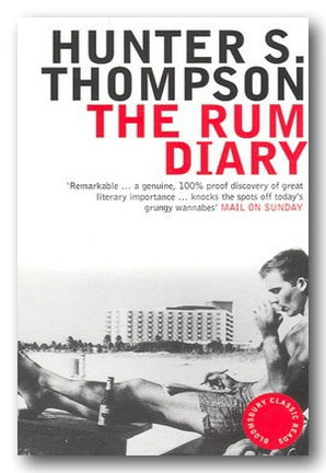 Hunter S. Thompson - The Rum Diary (2nd Hand Paperback) | Campsie Books