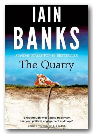 Iain Banks - The Quarry (2nd Hand Paperback)