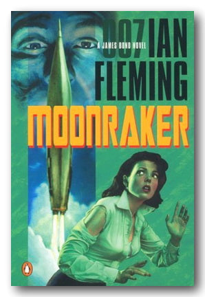 Ian Fleming - Moonraker (2nd Hand Paperback) | Campsie Books