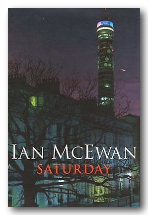 Ian McEwan - Saturday (2nd Hand Hardback) | Campsie Books