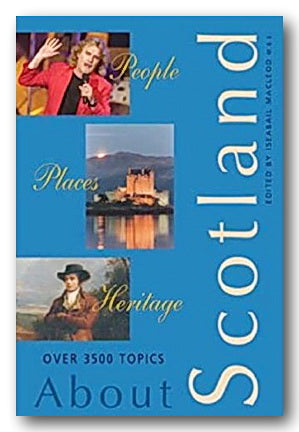 Iseabail MacLeod - About Scotland (People, Places, Heritage) (2nd Hand Paperback)