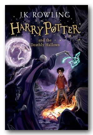 J.K. Rowling - Harry Potter & The Deathly Hallows (New Paperback) | Campsie Books