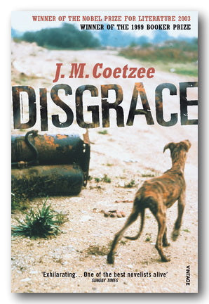 J.M. Coetzee - Disgrace (2nd Hand Paperback) | Campsie Books