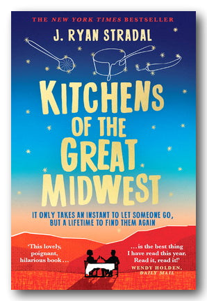 J. Ryan Stradal - Kitchens of The Great Midwest (2nd Hand Paperback) | Campsie Books
