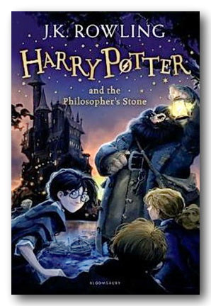 J.K. Rowling - Harry Potter & The Philosopher's Stone (2nd Hand Paperback) | Campsie Books
