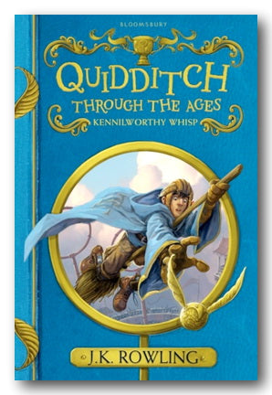 J.K. Rowling - Quidditch Through The Ages (2nd Hand Paperback) | Campsie Books
