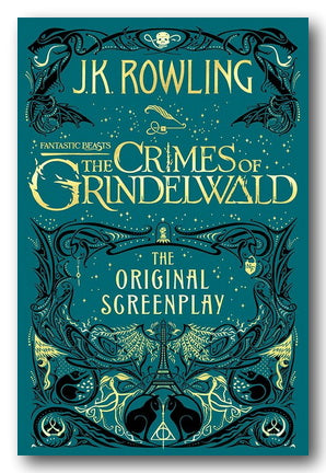 JK Rowling - The Crimes of Grindlewald (Orig. Screenplay) (New Paperback) | Campsie Books