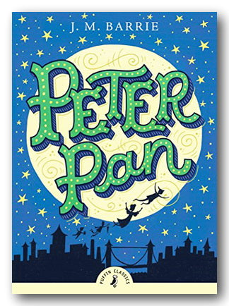 J.M. Barrie - Peter Pan (Choice of 2 options)