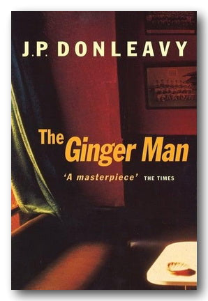 J.P. Donleavy - The Gingerbread Man (2nd Hand Paperback) | Campsie Books