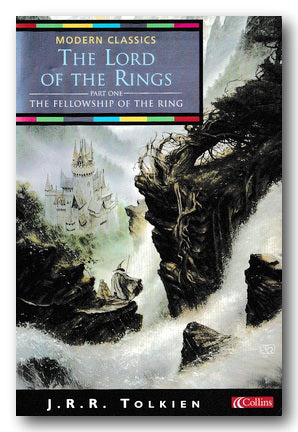 J.R.R. Tolkien - Lord of The Rings (Part 1 - The Fellowship of The Ring) | Campsie Books