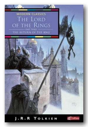 J.R.R. Tolkien - Lord of The Rings (Part 3 - The Return of The King) (2nd Hand Paperback) | Campsie Books